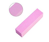 Баф для маникюра, розовый