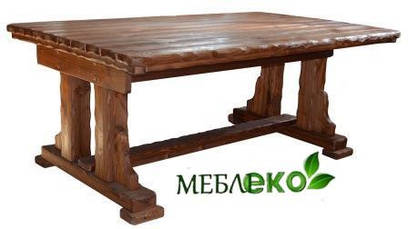 Столы деревянные на заказ, Стол  Граф