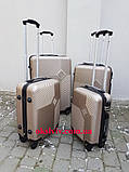 LUGGAGE FLY 2130 Польща валізи чемоданы сумки на колесах, фото 2