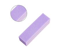 Баф для маникюра, фиолетовый