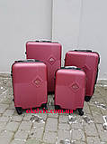 LUGGAGE FLY 2130 Польща валізи чемоданы сумки на колесах, фото 5