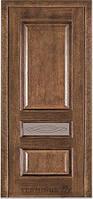 Двери Caro 53 TERMINUS Шпон Орех американский 60, 70, 80, 90 см