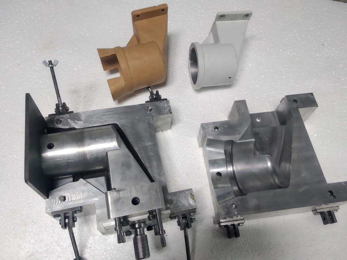 Прес-форма(ВФ) деталі для лиття за виплавлюваними моделями