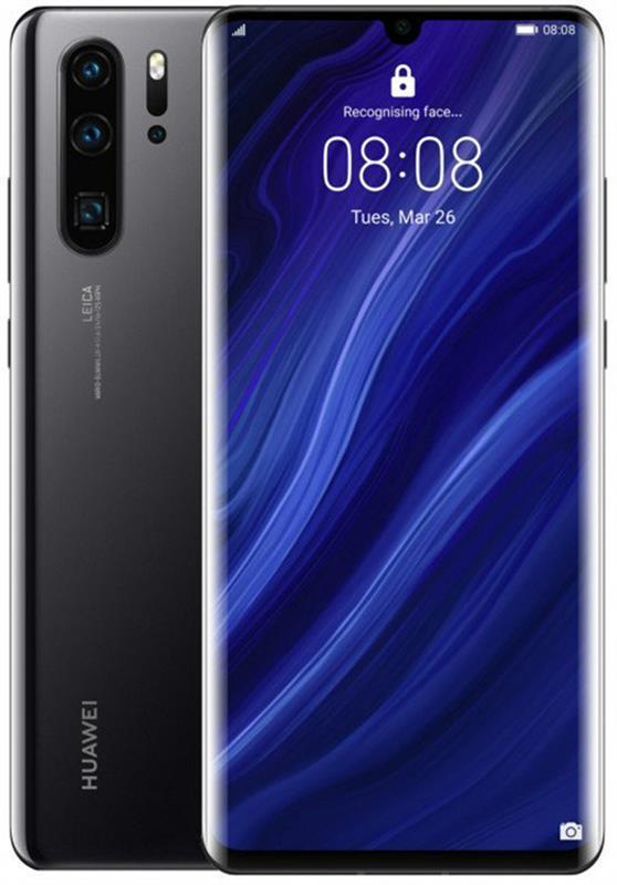 Huawei P30 Pro 6/128GB Dual Sim Black (51093TFT)
