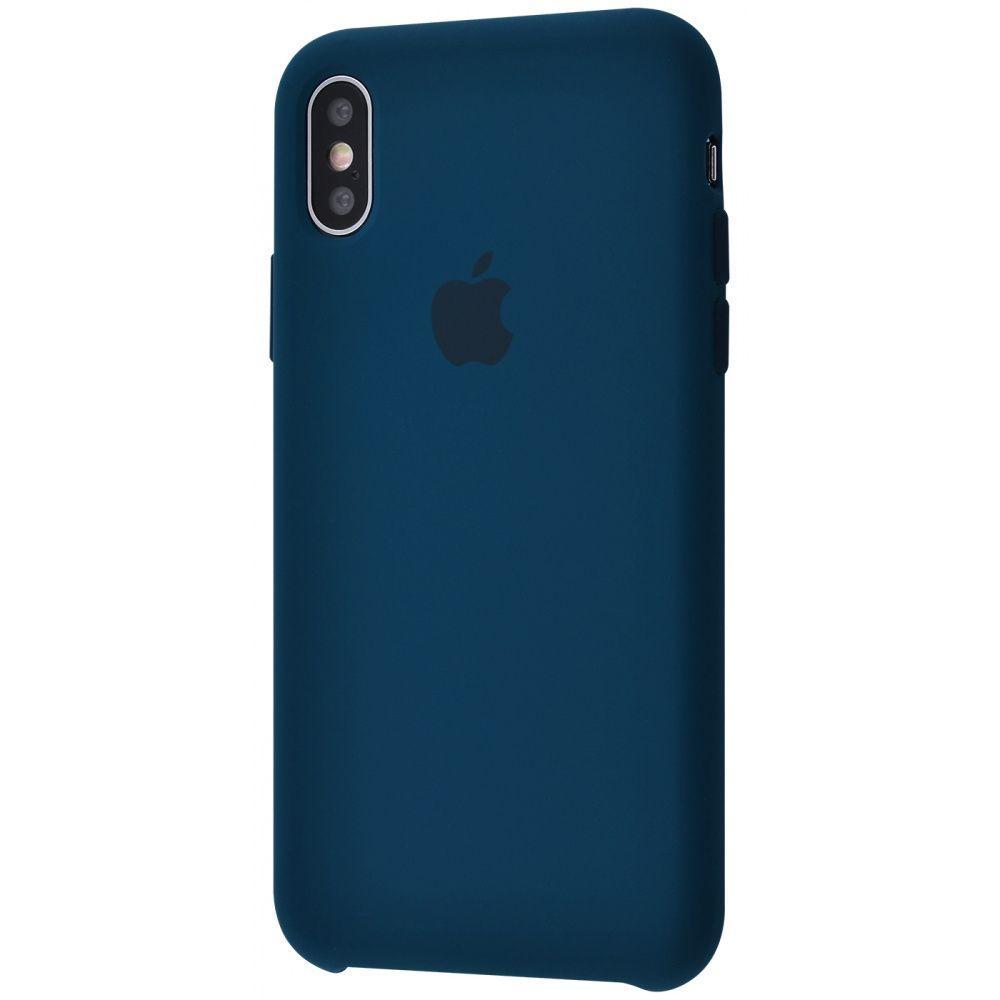 Чехол Tina Silicone Case iPhone X/Xs