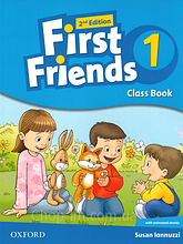 First Friends 2nd Edition 1 Class Book  / Учебник