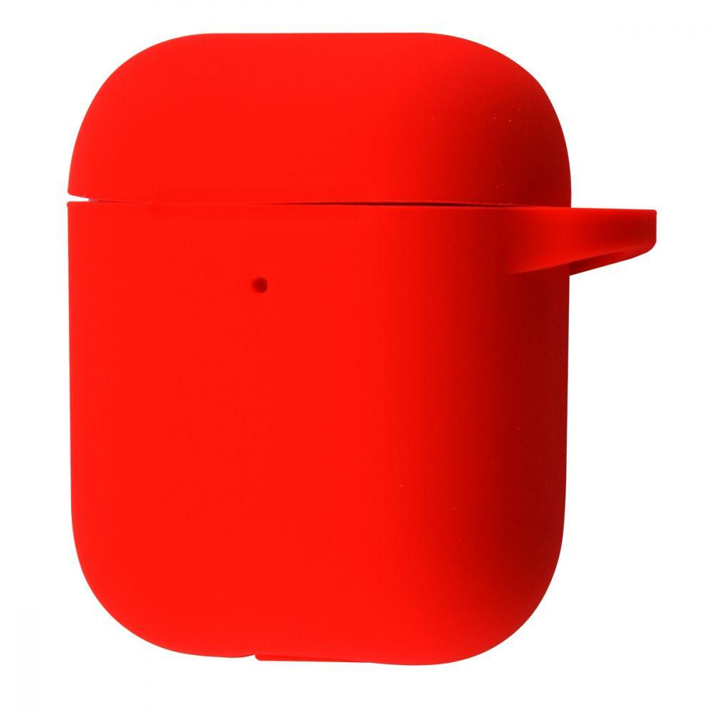 Чехол Tina Silicone Case New for AirPods 1/2