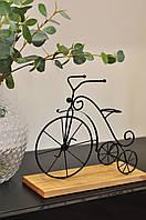 Доповнюємо асортимент декору статуетками велосипедиків.