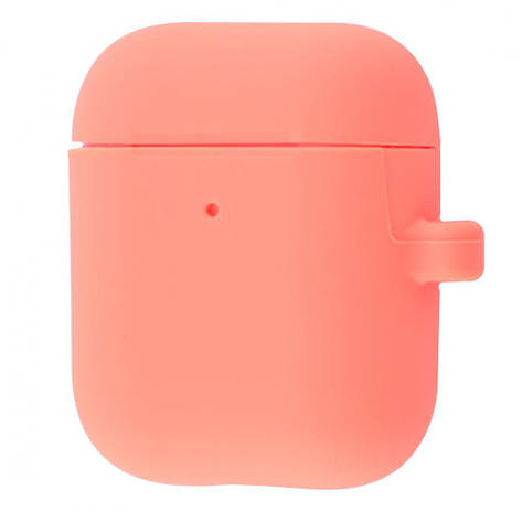 Чехол Tina Silicone Case Slim with Carbine for AirPods 2, фото 2