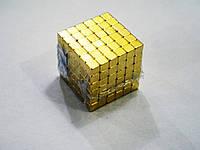 Неокуб квадратный Neocube 216 кубиков 5мм в боксе (4_00105)