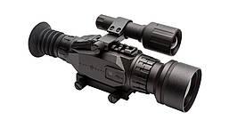 Цифровой прицел Sightmark Wraith HD 4-32x50, 200 метров, цветное изображение