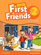 First Friends 2nd Edition 2 Class Book / Учебник