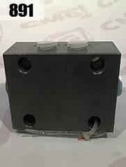 Гідрозамок аутригера передній 803000738 / XZZX-B202 (двигун 6CL280-2) QY25K5