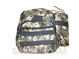 Тактическая военная сумка OXFORD N02181 Pixel ACUPAT