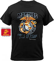 Футболка Black Ink Marines