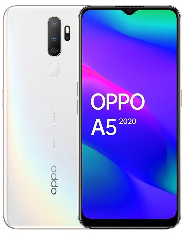 Oppo A5 2020 3/64GB Dual Sim Dazzling White