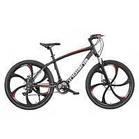 Велосипед MTB INDIANA X-Rock 3.6 black, фото 1
