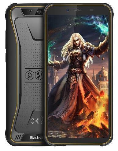 Blackview BV5500 2/16GB Dual Sim Yellow (6931548305675)