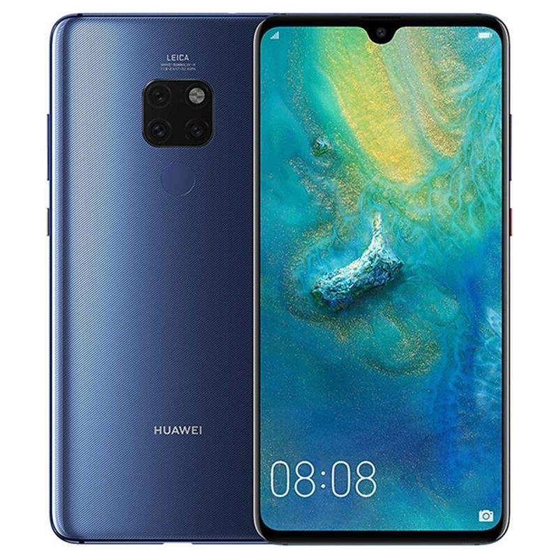 Huawei Mate 20 6/64GB Dual Sim Midnight Blue China ver._