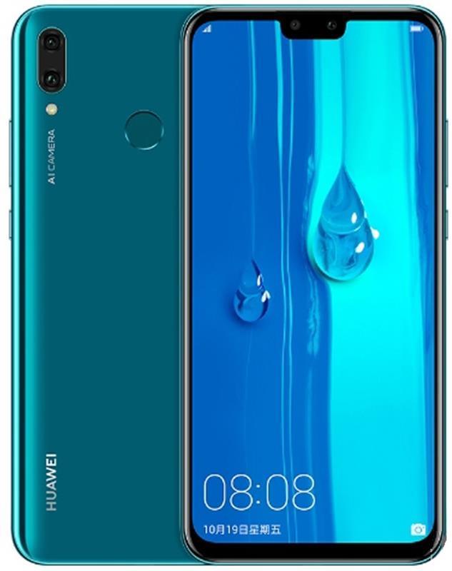 Huawei Honor Enjoy 9 Plus 4/64GB Dual Sim Sapphire Blue China ver._