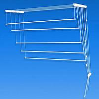 Сушка для одягу стельова 140-D5 7м