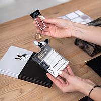 Набор биндеров (2 шт) с держателем для ручки, TM 'Olena Redko'