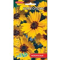 Кореопсис, многолетнее растение, семена цветы 0.15г