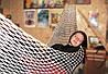Гамак сетка ткань 270х80см