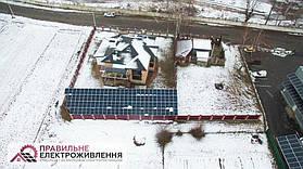 Мережева СЕС 30 кВт у с. Грабовець 2