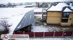 Мережева СЕС 30 кВт у с. Грабовець 3