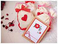 Подарочный набор Мішечки з коханням, фото 1