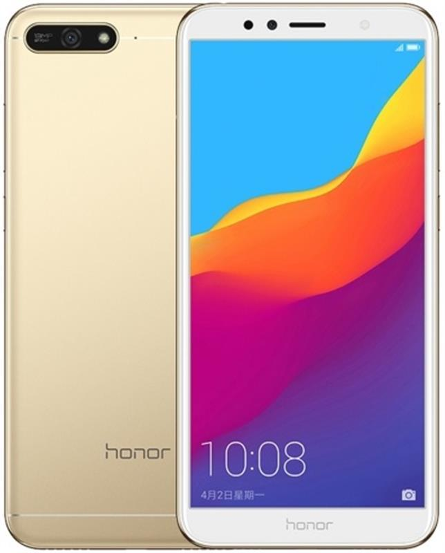 Huawei Honor Enjoy 7A 3/32GB Dual Sim Gold China ver._