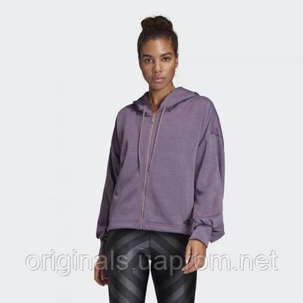 Толстовка жіноча Adidas Gathered W FR8292, фото 2