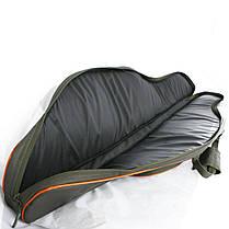 Чехол LeRoy Lite для удилищ с катушками 130 см, фото 2