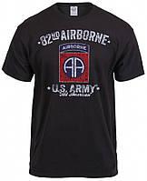 Футболка Black Ink 82nd Airborne All American