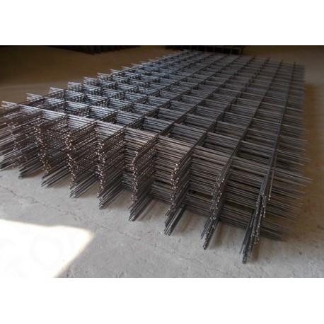 Сетка армирования стяжки ф4 100х100 2х6м