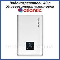 Водонагреватель Atlantic Vertigo MP 040 F220-2E-BL (1500W) 40 л