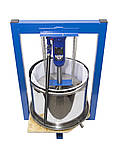 Пресс ручной для винограда 25л с домкратом, давление 5 тон, гидравлический. Для яблок, винограда, сыра., фото 4