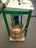 Соковыжималки ручные 25л с домкратом, давление 5 тон. Для яблок, винограда, сыра и тд., фото 4