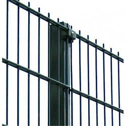 """Секции ограждения """"Заграда Спорт"""" высота 1.5м ширина 2.5. ф4+5"""