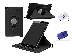 Откидной чехол для Huawei MediaPad M5 8 с разворотом на 360 градусов