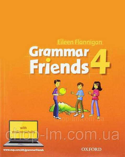 Grammar Friends 4  (грамматика по английскому языку)
