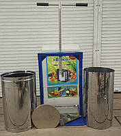 Пресс ручной для винограда Вилен 25 л., фото 1