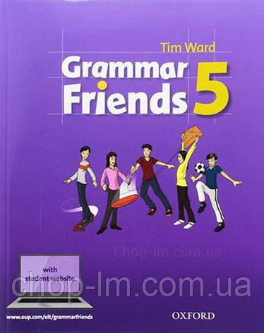 Grammar Friends 5 (грамматика по английскому языку), фото 2