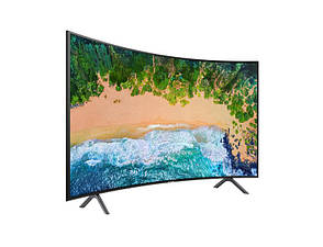 "Телевизор гнутый Samsung 42"" Т2/С2, Full HD, LED, Smаrt TV (Chinese assembly), фото 2"