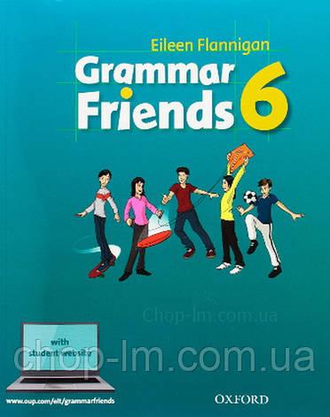 Grammar Friends 6 (грамматика по английскому языку), фото 2