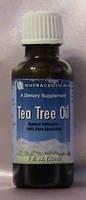 Масло чайного дерева/Tea Tree Oil - антисептическое и противогрибковое средство