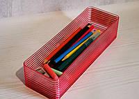 Органайзер - підставка для зберігання канцелярського приладдя, ліків та ін. дрібниць