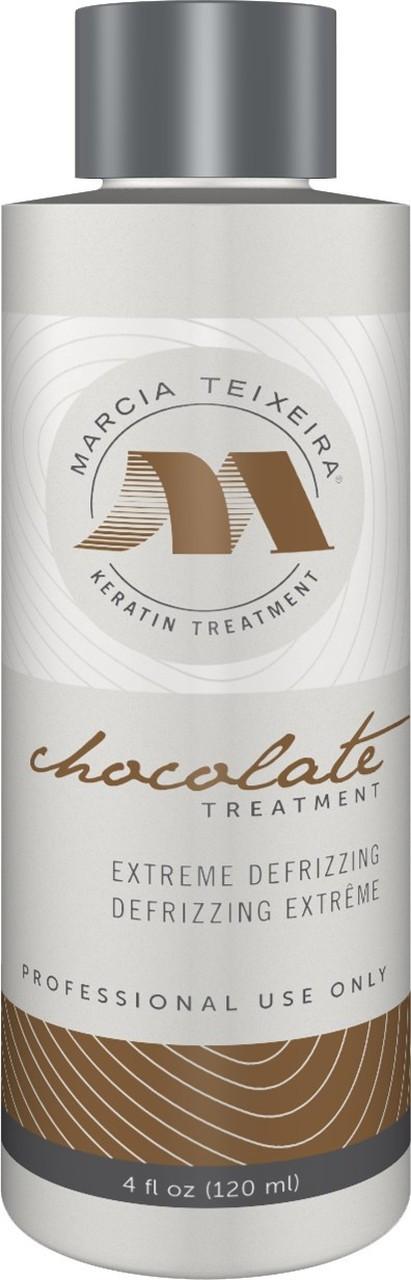 Состав для кератинового выпрямления волос Marcia Teixeira Chocolate, 120 мл