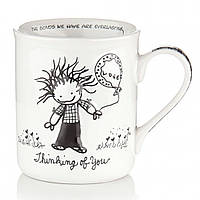 Чашка Думаю о тебе